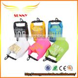 PVC waterproof floating bag ,waterproof diving bag