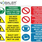 Baler Safety - How to Avoid Injuries When Using a Baler