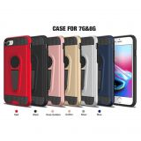 Magnetic Phone Case Combination Protective TPU PC Shell Cover for iPhone