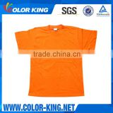 Custom High Quality 100 Polyester Sublimation t shirt                                                                         Quality Choice