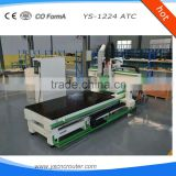 1325T ATC CNC Router machine wood working cnc router engraving machine china Jinan factory supplier