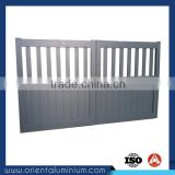 Aluminum Driveway Sliding Gate and Swing Gate