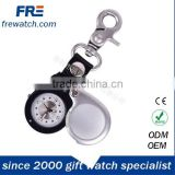 new promotional metal quartz hanging watch for goft game fashion goft watch with compass and light