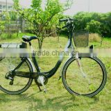 26 electric folding bicycle/electric bicycle brushless/electric bicycle for sale (LD-EB105)