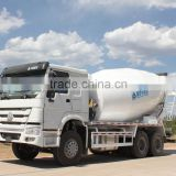 2016 sinotruk Howo 6*4 10CBM 12CBM 16CBM 18CBM 20CBM cement concrete mixer truck for sale price