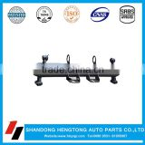 Hengtong factory German type axle without brake assembly