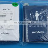 Original medical monitor accessories used Mindray reusable blood pressure cuff 0683-15-0003-01