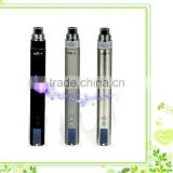 Oneworld top sales pass through battery LCD screen 3.0~6.0V variable voltage electronic cigarette eGo V