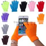 Women Men Touch Screen Soft Cotton Winter Gloves Warmer Smartphone