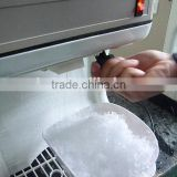 Commercial semi automatic ABS plastic small snow ice shaver machine