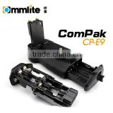 Commlite ComPak E9 Battery Grip/ Vertical grip/ Battery pack for Canon 60D