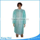 disposable nonwoven breathable medical gown