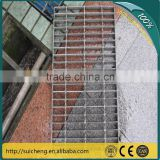 Guangzhou Factory Free Sample steel grates platform/steel grates staircase/peru steel grating