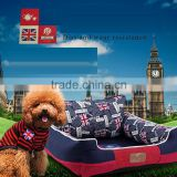 lazyback luxury custom made pet dog bed factory price
