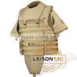 Lightweight Ballistic Vest / Bullet Proof Vest NIJ IIIA Kevlar /TAC-TEX With Cordura or 1000D Nylon