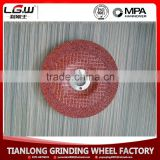 115x4x22mm top quality silicon carbide abrasive grinding disc