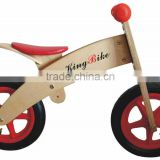 Baby Tricycle 2015 , New Style Kids Bicycle for Sale , Wooden toy Balance Bike