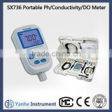 SX736 Portable pH/Conductivity/DO Meter multi-parameter water analyzer