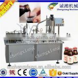 Gold supplier automatic bottle filling machine,cough syrup filling and capping