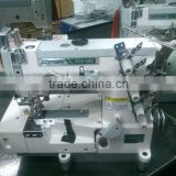 500-02BB Industrial Sewing Machine with Tape Binding for Rolled-edge / Eged Rolling Sewing Machine for Blanket