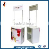 Advertising Booth Table PVC promo table