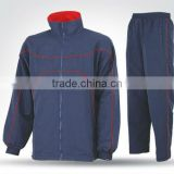 Custom 100% Polyester Brushed Winter / Warm-up Track Suits / Training Suit / jogging suit / running suit / Micro Suit