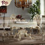 2016 new design solid wood roma table europe luxury dining table                                                                         Quality Choice