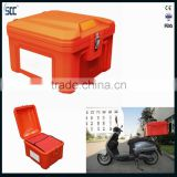 60L motorcycle pizza delivery box, delivery box for scooter (SB2-D60)                                                                         Quality Choice