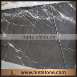 Iran Pietra Grey Marble Tiles and Slabs