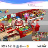 Baby Indoor soft play equipment/indoor preschool playground equipment/indoor playground set