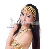 SWEGAL belly dance head accessories,belly dance prop,belly dance headwear