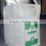 Jumbo bag for cement /U-panel bag/plastic cement bag container bag with factory price                                                                         Quality Choice