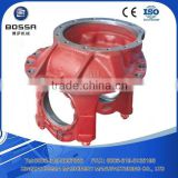 Top quality differential housing reductor houing gearbox housing iron casting ductile iron housing for truck car tractor