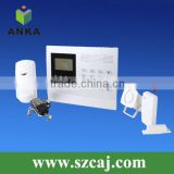 Hot gsm/pstn auto dial wireless fire alarm system