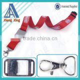 Fashion hot selling custom lanyards bottle opener