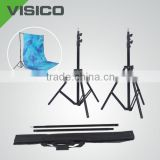 Photography Studio Video Lighting Background Support Kits Muslin Supporting Background Stand System