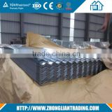 Chinese suppliers 28 gauge corrugated steel roofing sheet with competitive price