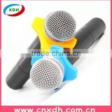 Hot new product for 2015 silicone microphone cover                                                                         Quality Choice