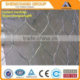 TUV Certificate Galvanized Surface Treatment and Hexagonal Hole Shape Wire Mesh(IN REAL FACTORY)