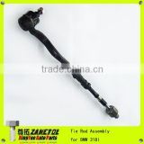 BMAX0493 32106777503 32111096897 32211095955 32211096897 Front Axle Left Tie Rod Assembly for BMW 318I