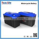 new design motorcycle 12V 27Ah battery