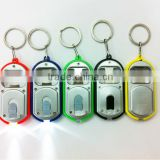 new bottle opener keychain with led light