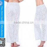 Hot sell beach lace long casual pants indian sexy women adult xxx photos beach shorts
