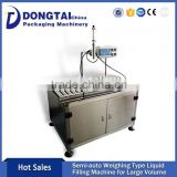 Weighing Type Carton Filling Machine