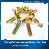 underquote Supplier from China GT High Quality Grade 12.9 Yellow Zinc-plated DIN931 Hex Flange Bolt