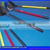 glass fiber tool Handle,Made Of fiberglass rod/tube,Light Weight,High Strength,Corrosion Resistant