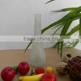 100ml cheap small glass bottles for reed diffuser with beads for home decoration for sale