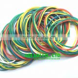 Mix colour Natural elastic Hair band - Strong rubber band and Colored in Bulk Rubber band for money use