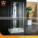 Inquiry About CRW AB0005 Steam Shower Cabin with Tray