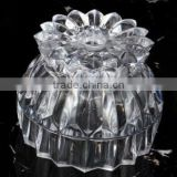 economic glass table accessories/furniture crystal fittings
